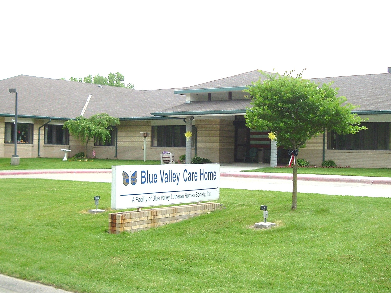 Blue Valley Care Home Photo Tour Mentally Disabled Care