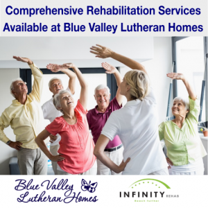 Blue Valley and Infinity Rehabilitation Services