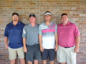 Championship Team  - Eric Krupicka Team Team Members from Left to Right Gunnar Mumford, Ryan, Butler, Eric Krupicka, Dave Klaumann