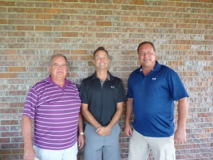 1st Flight Winner 40156 Capital Sanitary/LTC Midwest Team Members from Left to Right Randy Kozeal, Rob Novak, Tom Bacek